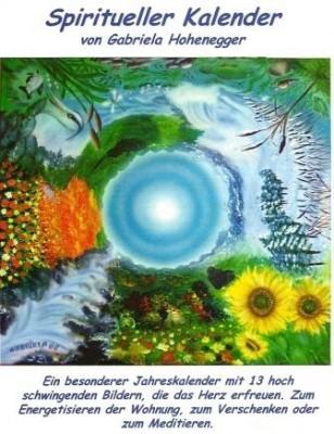 Gabriela Hohenegger Spiritueller Kalender