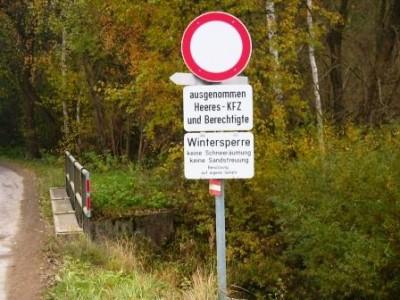 steinbruch straßenverbindung thaua wienerstraße