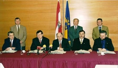 Kooperationsvertrag abgeschlossen