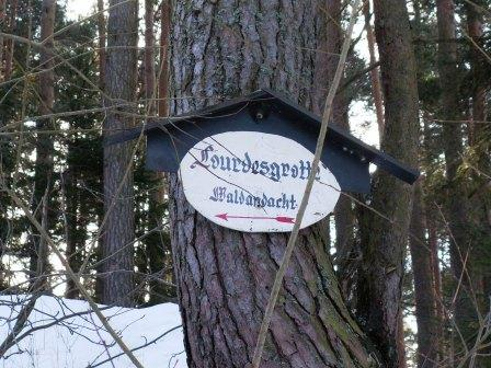 Waldandacht
