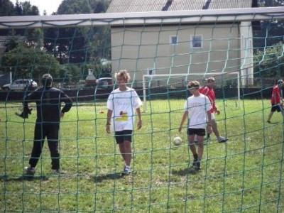 Fußballturnier am Stierfleck -