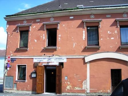 Kratochvil alte Fassade