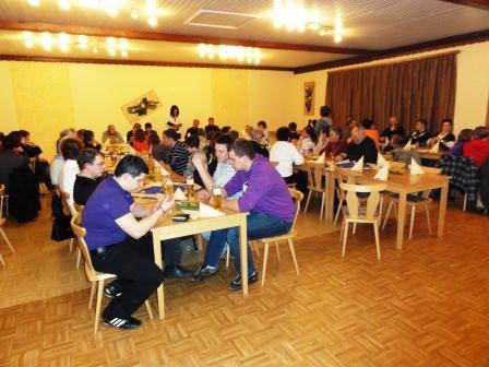 Jahreshauptversammlung Dorfgemeinschaft Thaua