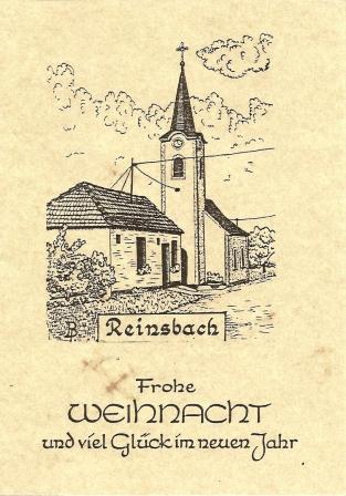 Weihnachten Reinsbach