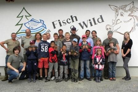 Ausflug des Fischereivereines Allentsteig