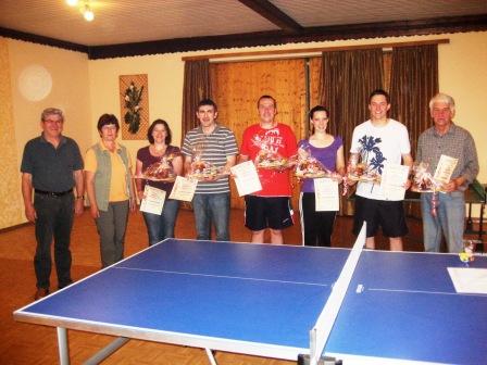 Turnier der Dorfgemeinschaft Thaua