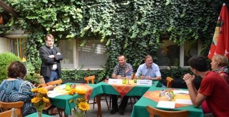 Pressekonferenz in Allentsteig mit LAbg Gottfried Waldhäusl