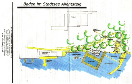 Gemeindeprojekt Baden im Stadtsee