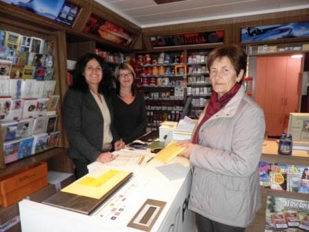 Postpartner Elke Benedikt
